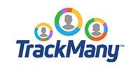 TrackMany Logo